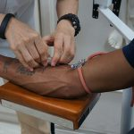Jリーガーのレオミレイロ選手へのPRP療法